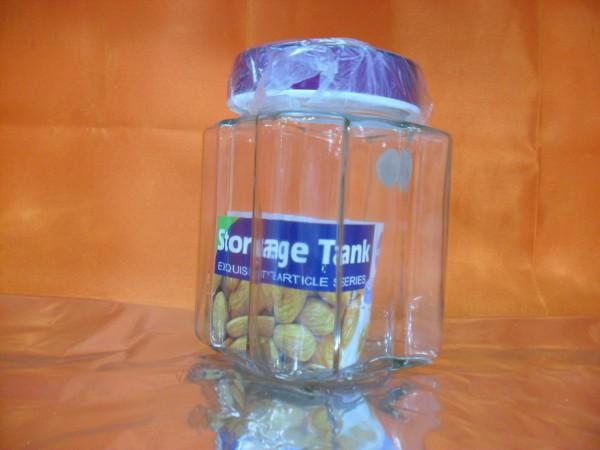 Hi Luxe Jar & Storage