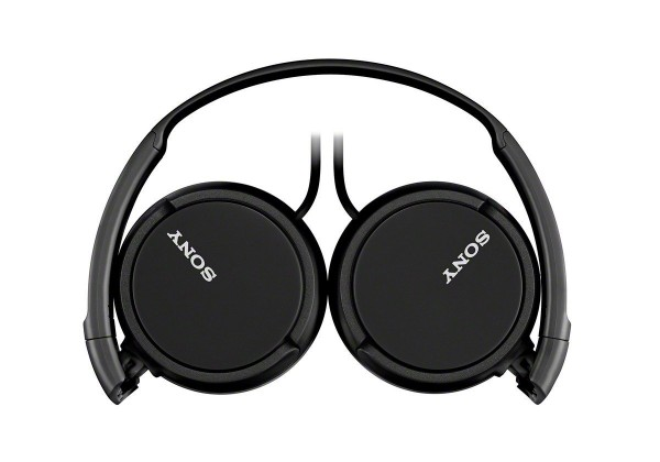 Sony MDRZX110 On-Ear Stereo Headphone (Black)