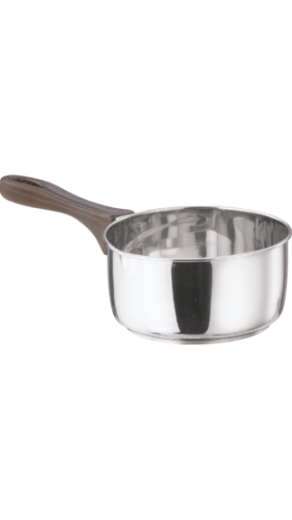 Vinod Cookware Induction Friendly Milk Pan 14 Cm