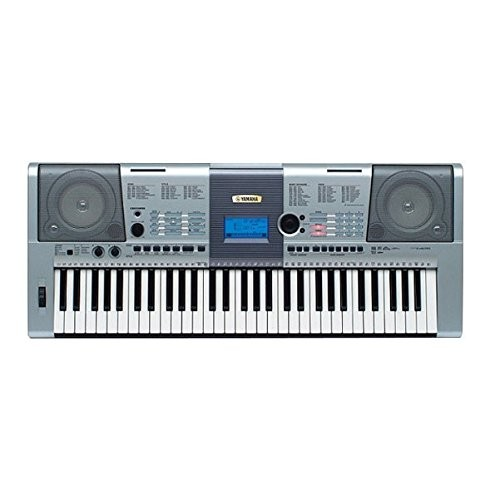 Yamaha PSR-I425 Portable Keyboard With Adaptor(Slilver)