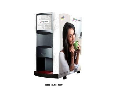 Godrej vending machine mini fresh G3304