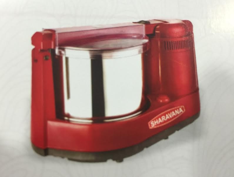 Sharvana Table Top 2 Ltr Wet Grinder With Arm