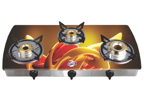 Jyoti Gas Stove Slim Golden Art