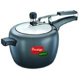 Prestige Apple Duo Plus Hard Anodized Pressure Cooker 5L
