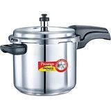 Prestige Deluxe Alpha Stainless Steel Pressure Cooker 5.5L