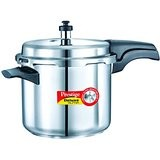 Prestige Deluxe Alpha Stainless Steel Pressure Cooker 3.5L
