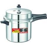 Prestige Popular Plus Aluminium Pressure Cooker 6L