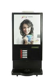 Godrej Vending Machine Ecostar