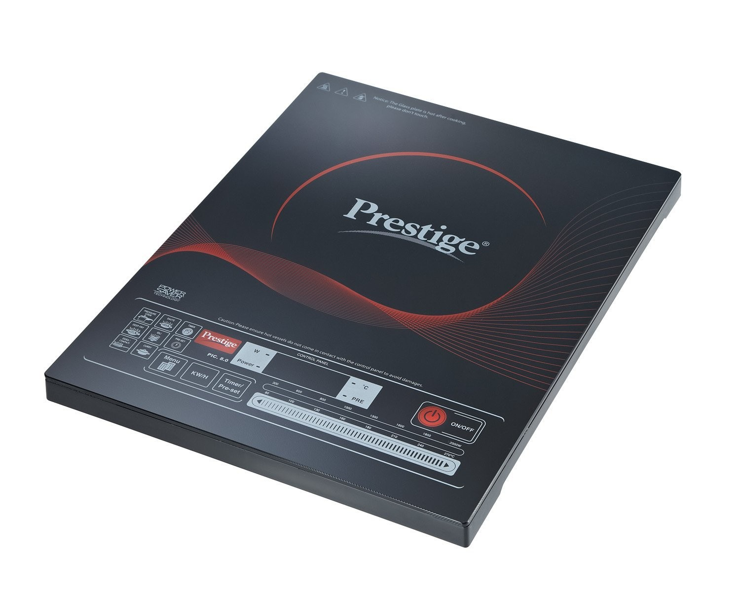 Prestige Induction Cooktop Pic 8.0