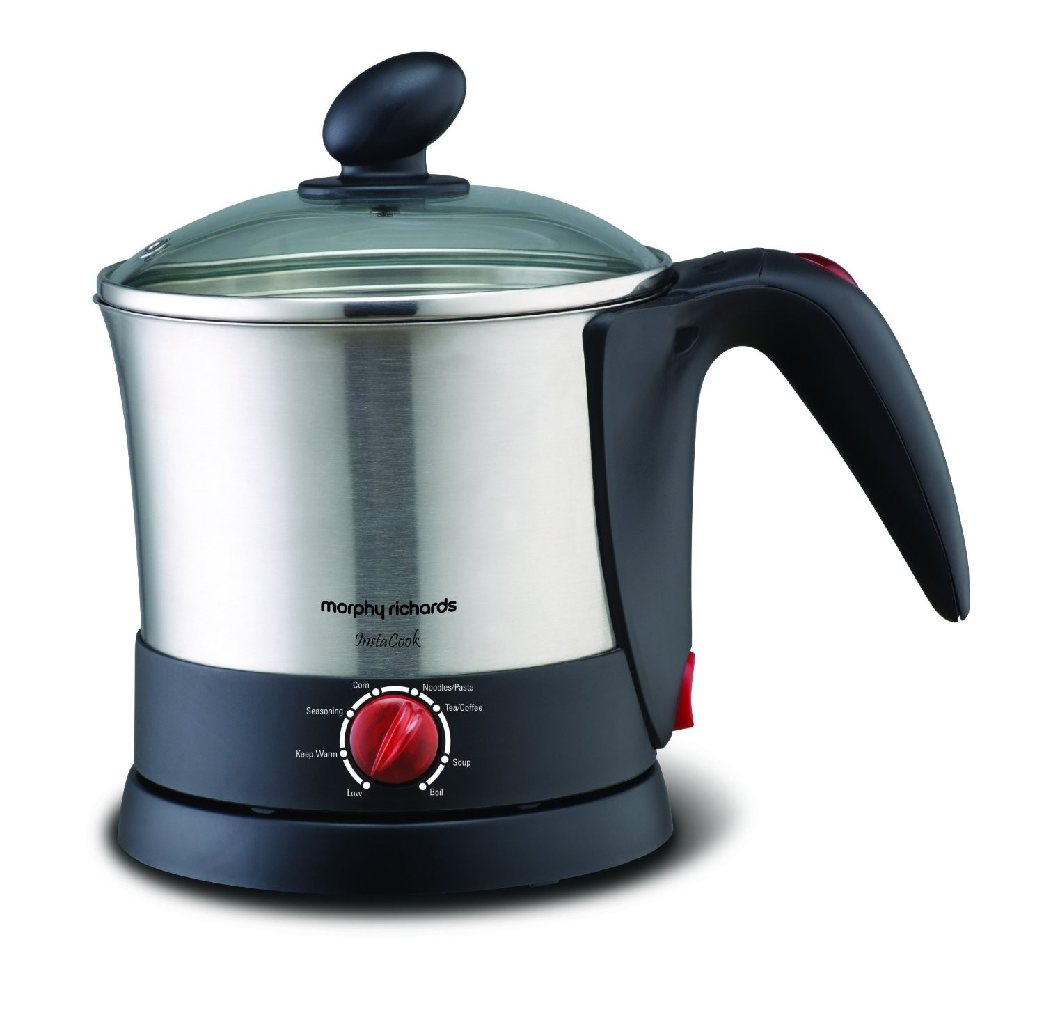 Morphy Richard Electric Kettle Instacook 8 In 1, 1Ltr