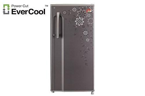 LG GL-B191KSOP Direct-cool Single-door Refrigerator 188 Ltr
