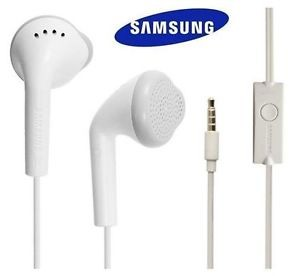 Samsung (EHS61ASFWECINU) Stereo Headset 3.5mm (White)