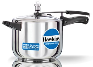 Hawkins Stainless Steel Cooker B30 5 Ltr