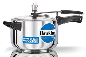Hawkins Stainless Steel Cooker B45 4 Ltr
