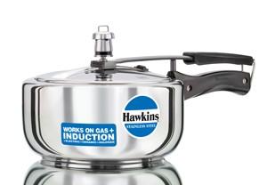 Hawkins Stainless Steel Cooker B60 3 Ltr