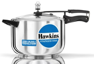 Hawkins Stainless Steel Cooker B85 8 Ltr