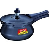 Prestige Deluxe Plus Hard Anodized Baby Handi Pressure Cooker 2L