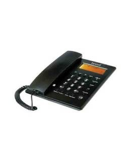 Beetel M53 Corded Landline Phone (Black)