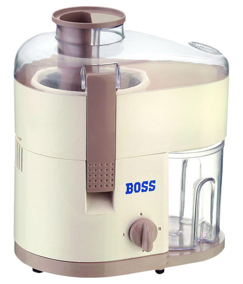 Boss Trendy B605 350-Watt Juice Extractor