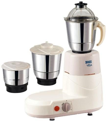 Boss Vega B201 550-Watt Mixer Grinder