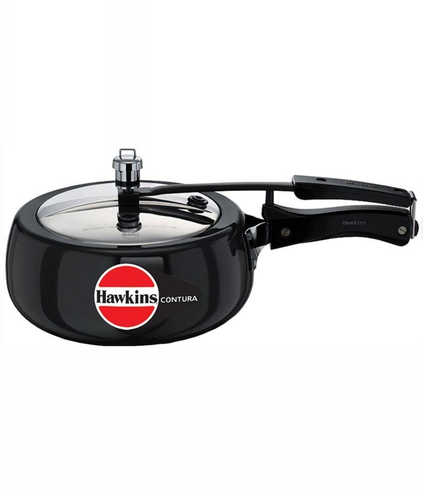 Hawkins Contura Cooker CB20 2 Ltr Black