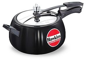 Hawkins Contura Cooker CB50 5 Ltr Black