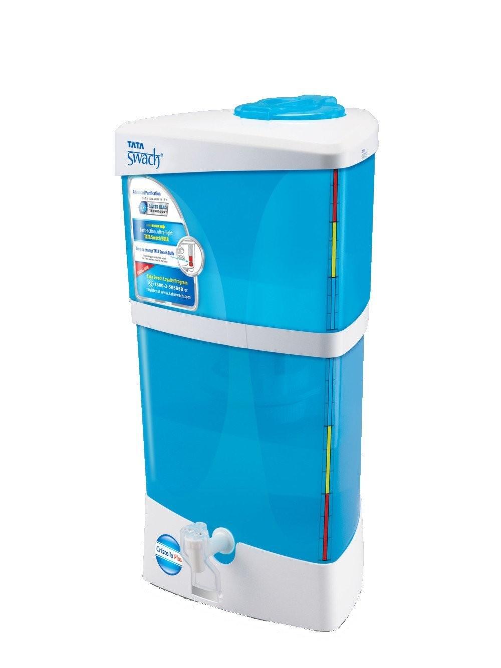 Tata Swach Water Purifier Cristella Plus