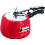 Hawkins Contura Ceramic Coated Tomato Red Pressure Cooker 3Liter (CTR30 )