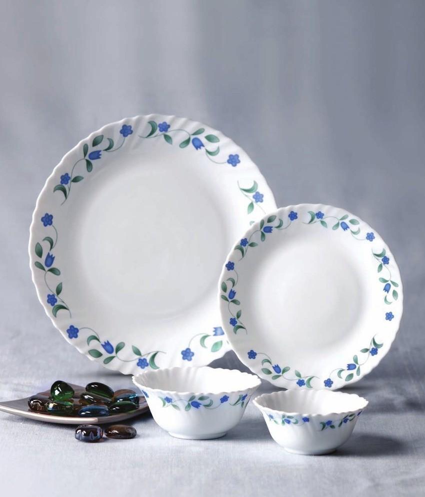 Laopala  DIVA CLASSIQUE 27PCS DINNER SET - JUNIPER BLUE