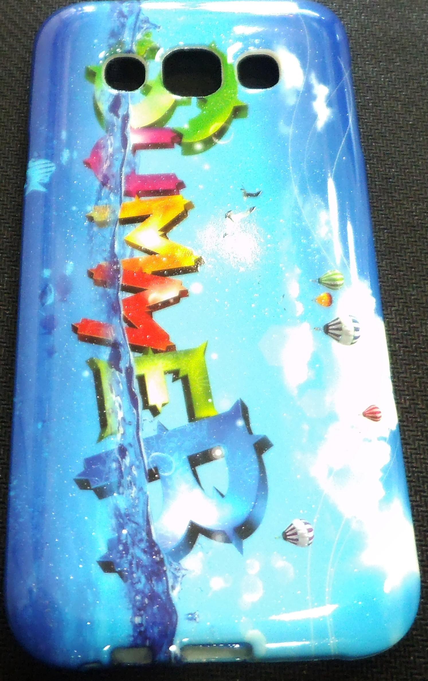 SAMSUNG GALAXY E5  Back Cover (Summer)