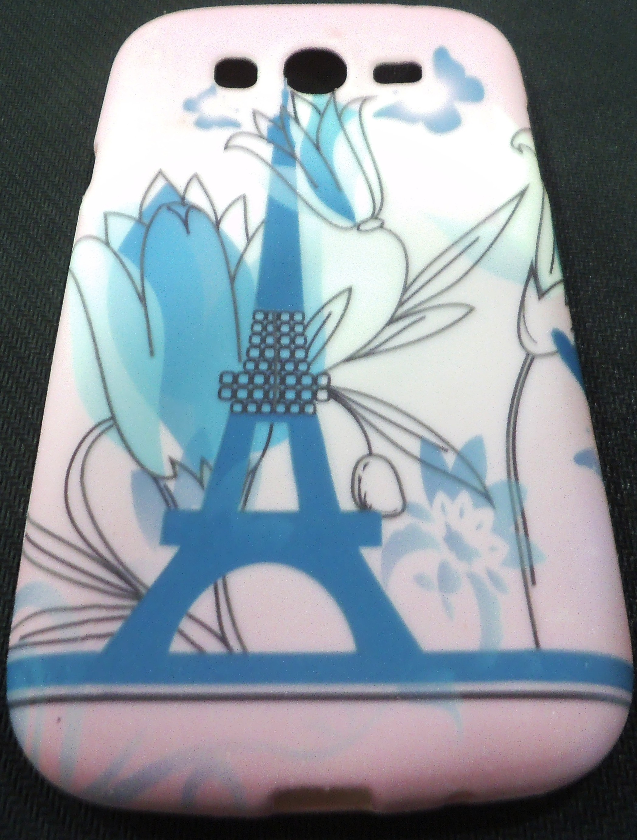Samsung Galaxy Grand I9082 Back Cover (Tower)