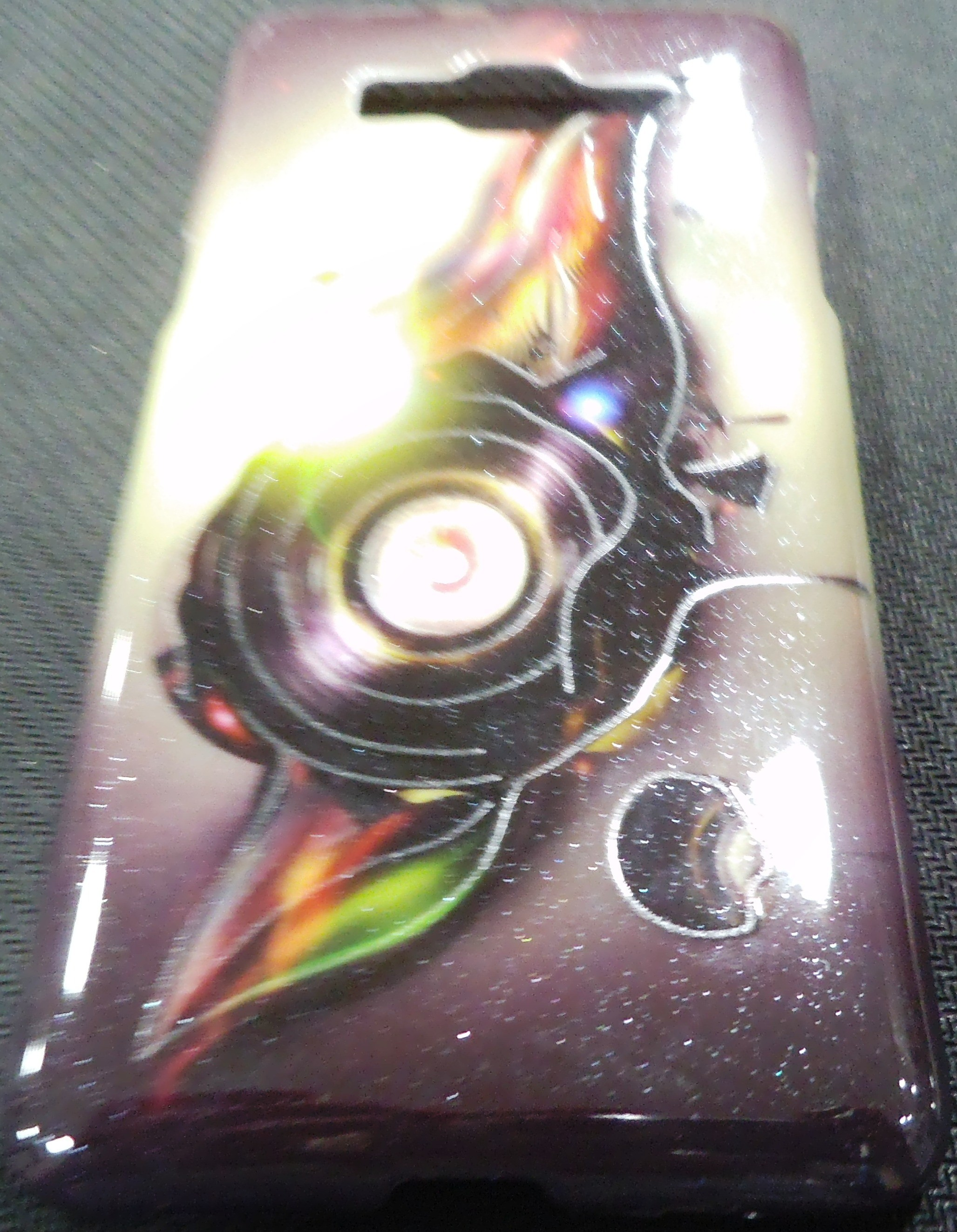 Samsung Galaxy Grand Prime G530-Back Cover(3D Snell)