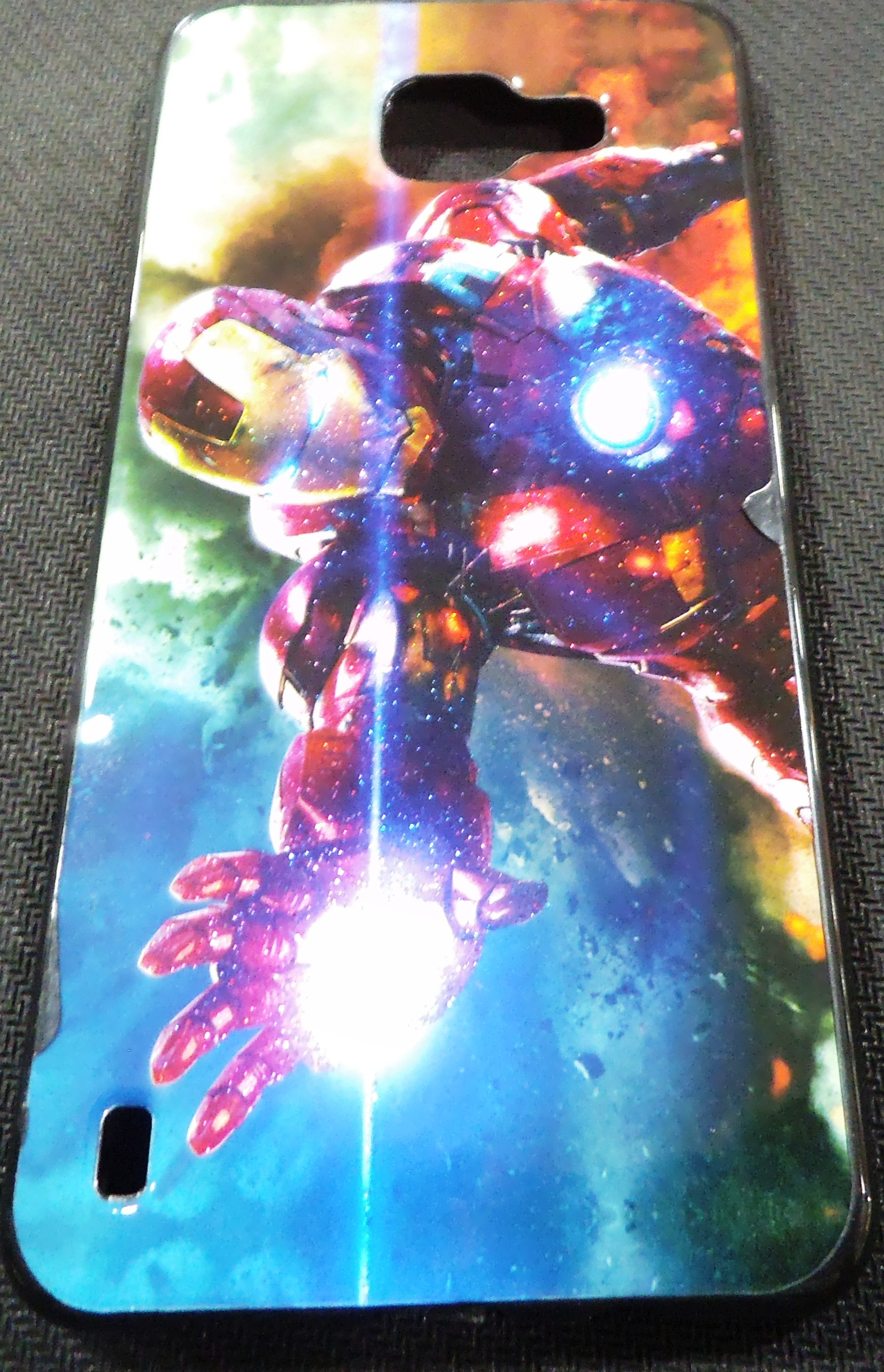 Samsung Galaxy A5 2016 Back Cover (Real Avenger)