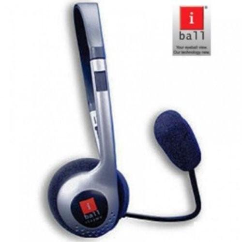 iBall Clarity Headsets i342MV Headphone