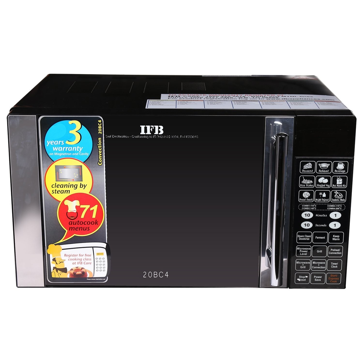 IFB Microwave Oven 20BC4