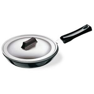 Hawkins Futura Frying Pan IL11 Induction Base With Lid
