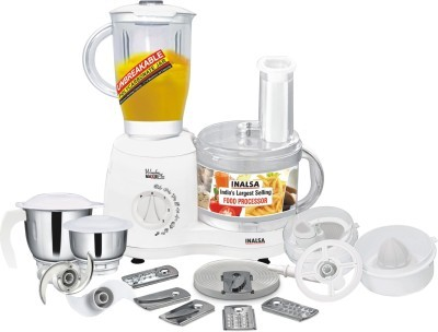 Inalsa Maxie Classic Food Processor
