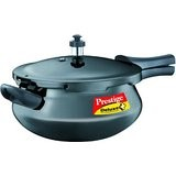 Prestige Deluxe Plus Hard Anodized Junior Handi Pressure Cooker 4.8L