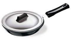 Hawkins Futura Frying Pan L06 With Lid