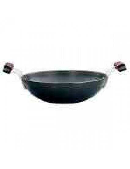 Hawkins Futura Deep fry Pan L73 With Lid 2.75L Kadai (Round Bottom)