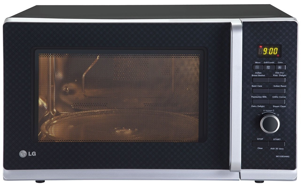 LG Convection Microwave Oven MC3283FAMG