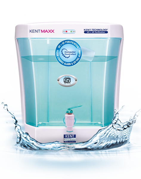 Kent Water Purifier Uv Maxx (Uv+Uf)