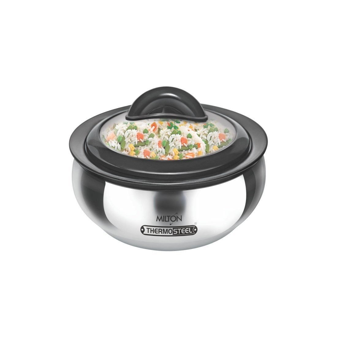 Milton Casserole Clarion Hot With Glass Lid 1500ML