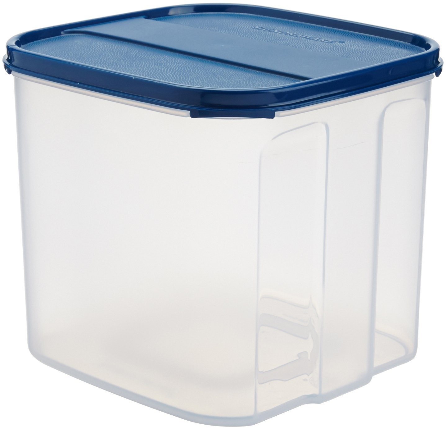 Signoraware Modular Square - 4.5 L Plastic Food Storage (Blue, White)