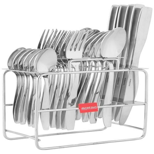 Montavo Rio 24 pcs Stain less steel Cutlery Set