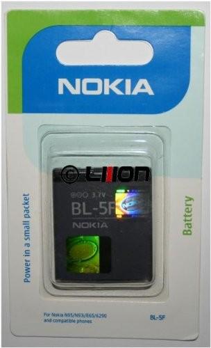 Nokia BL-5F Battery 100% Original