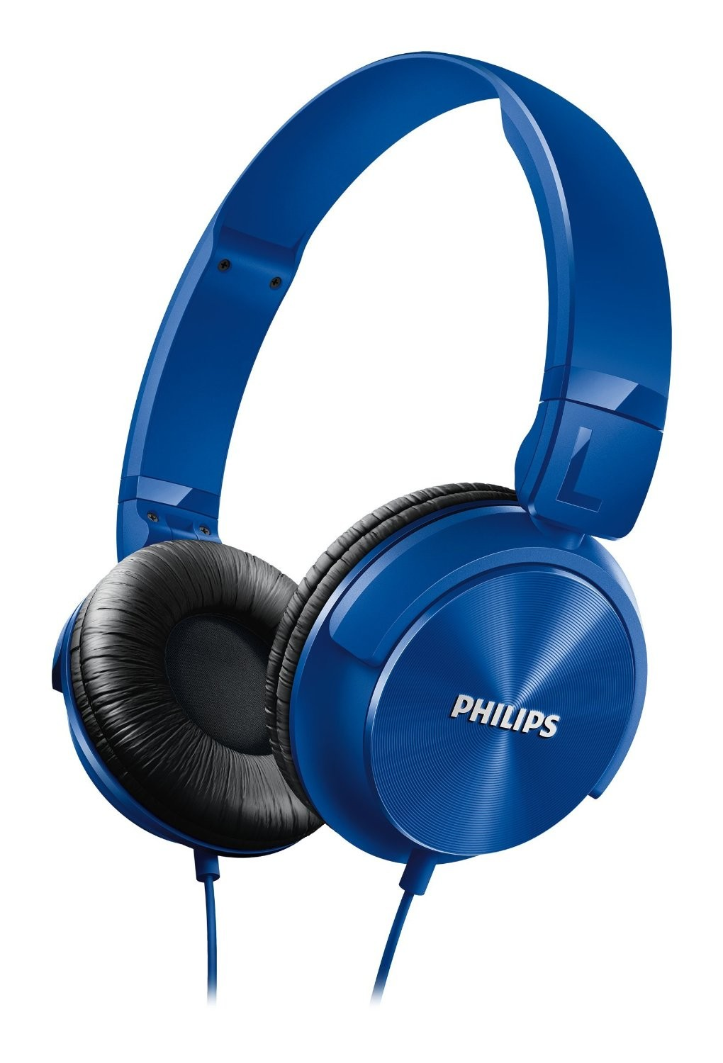 Philips SHL3060BL/00 On-Ear DJ Style Monitoring Headphone (Blue)