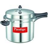 Prestige Popular Aluminium Pressure Cooker 10L