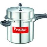 Prestige Popular Aluminium Pressure Cooker 12L