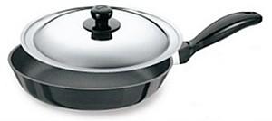 Hawkins Futura Frying Pan Q11 With Lid
